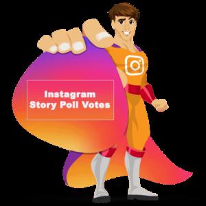 Buy Instagram Story Poll Votes